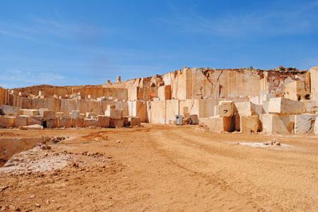 Valencia Autumn Quarry